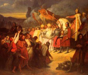 FRANCE.Charlemagne-Widikund.ORANGE..EN.785