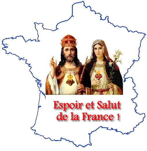 FRANCE.JESUS.MARIE.ROI.ET.REINE