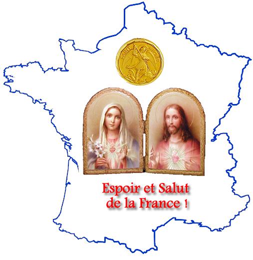FRANCE.JESUS.MARIE.ESPOIR.ET.SALUT.DE.LAFRANCE